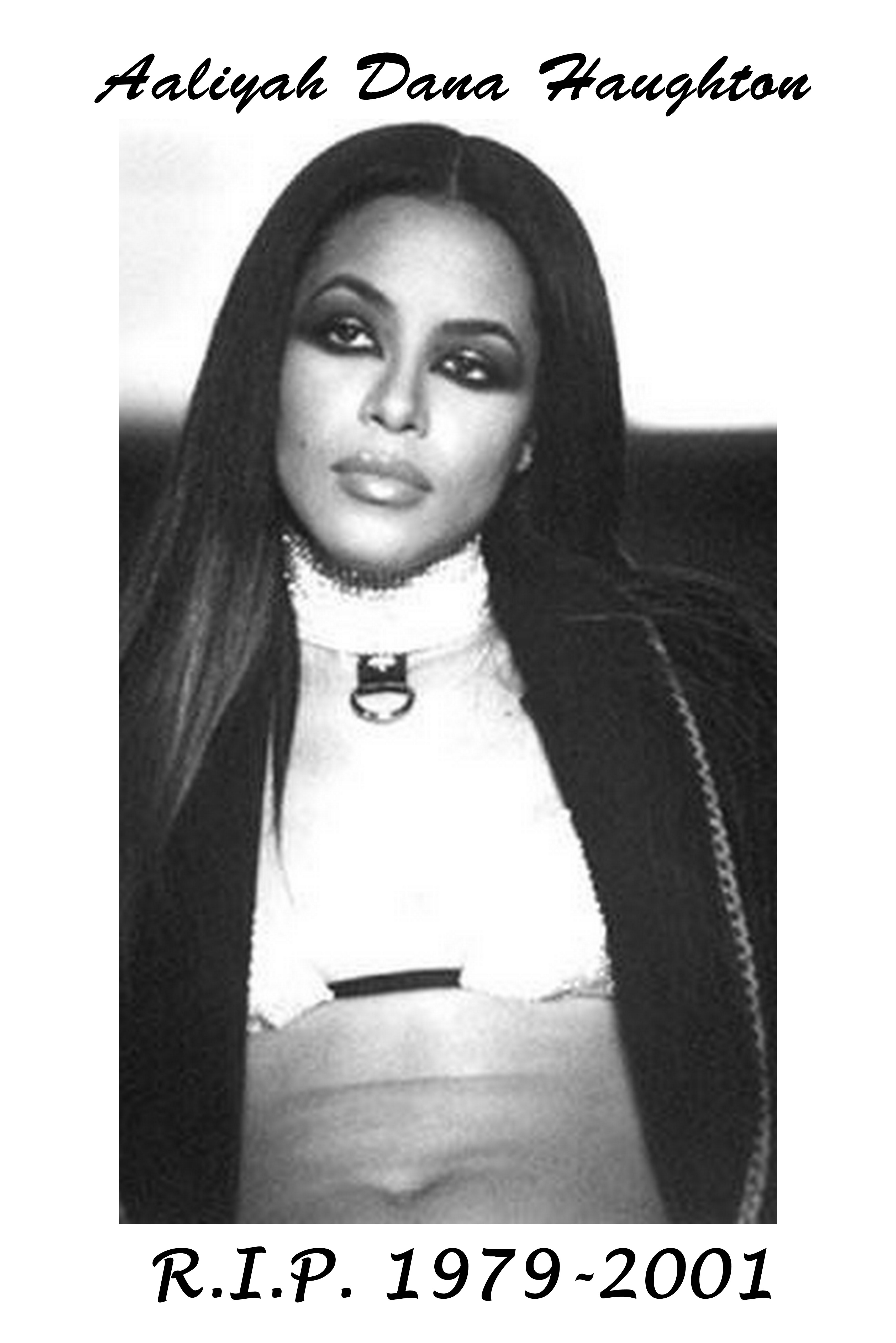 Aaliyah Fashion Style Images
