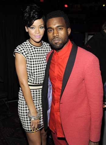 rihanna and kanye west all of lights. release of Kanye West#39;s